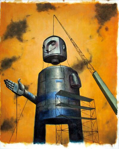 Jonathan Viner, 'Robot'