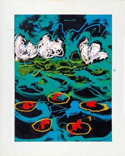 Mario Schifano, 'Senza Titolo', 1991
