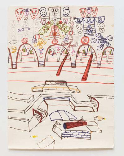 Joe Roberts, 'Untitled on paper (I)', 2015