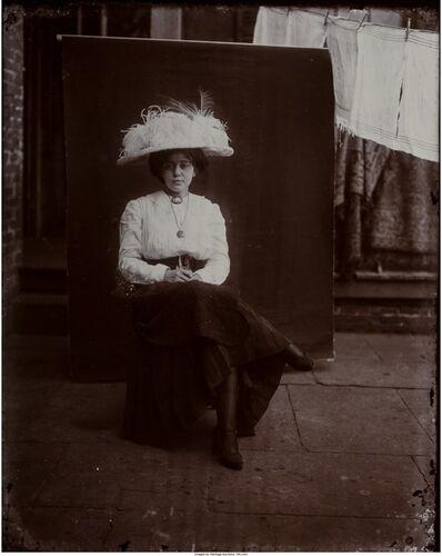 E.J. Bellocq, 'Storyville Portrait, New Orleans', 1900