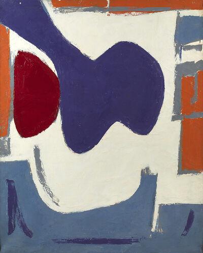 Raymond Hendler, 'Blue Balls (No. 7)', 1959