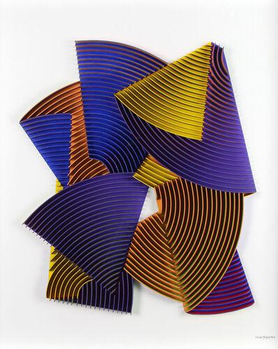 Peter Monaghan, 'Fold XXX', 2019