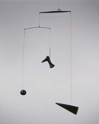 Alexander Calder, 'Cône d'ébène', 1933