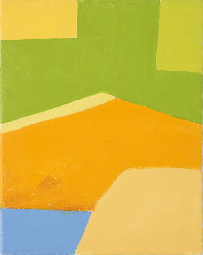 Etel Adnan, 'Untitled', 2014