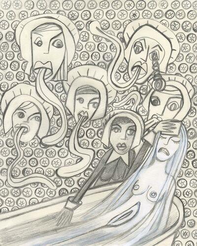 Rebecca Goyette, 'Ghost Bitch: Tongue Waggers and Healers', 2014