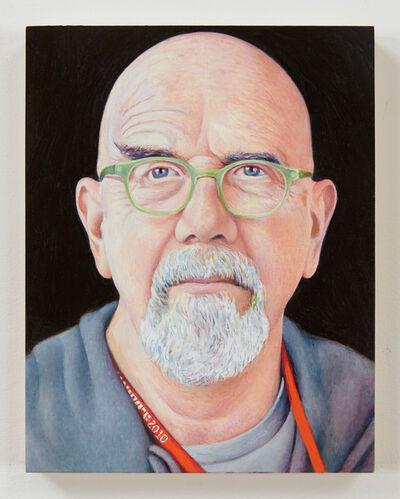Jim Torok, 'Chuck Close', 2015