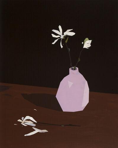 Greta Van Campen, 'Spring Magnolias'