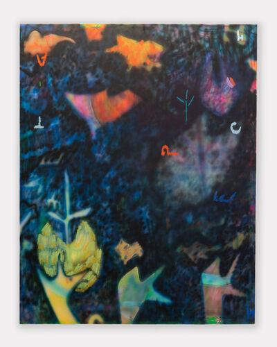 Catherine Haggarty, '3 Dolphins', 2020
