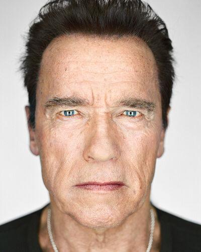 Martin Schoeller, 'Arnold Schwarzenegger', 2017