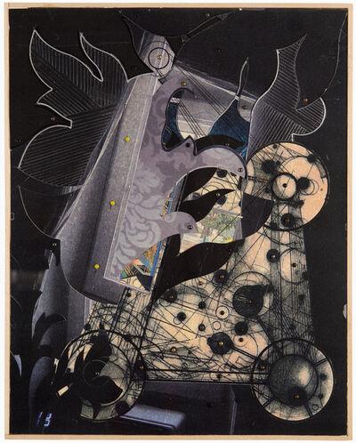 Robert Reed, 'Le Relais Du Postillon, Florence Room 2012, Untitled #20', 2012