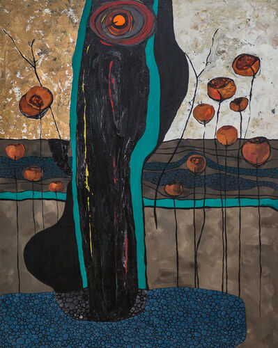Merikokeb Berhanu, 'Untitled XIV', 2013