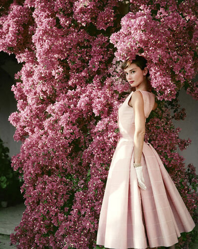 Norman Parkinson, 'Audrey Hepburn II, Italy, 1955', 1955