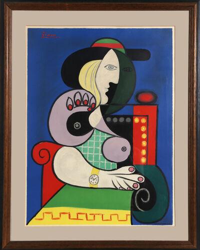 Pablo Picasso, 'Femme a la Montre', ca. 1967