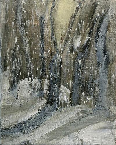 Kathryn Lynch, 'Snow', 2019