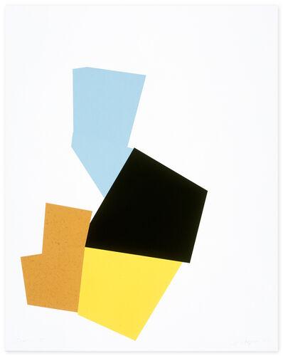 Joel Shapiro, 'Boat, Bird, Mother and Child (i)', 2009