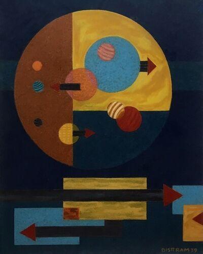 Emil Bisttram, 'Untitled (Abstraction)', 1939