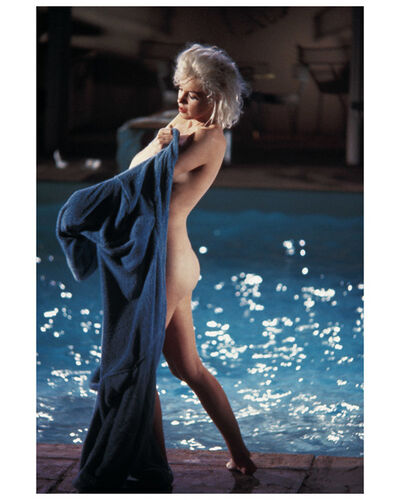 Lawrence Schiller, 'Marilyn Monroe (small): Color 2 Frame 29', 1962