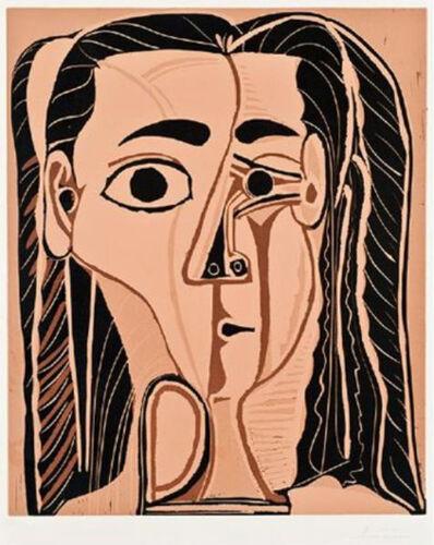 Pablo Picasso, 'Jacqueline Au Bandeau De Face', 1962