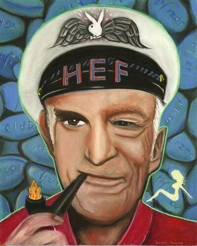 Robert Preston, 'Hugh Hefner', 2009-2011