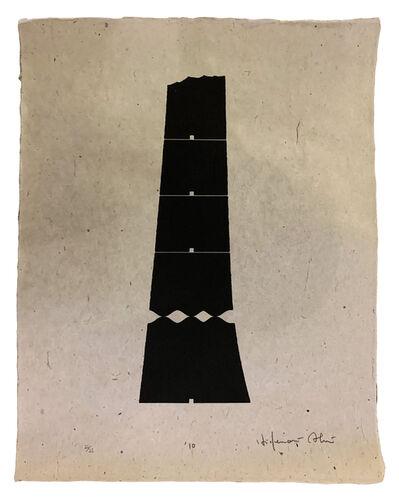 Hidenori Oi, 'Against Gravity 21 of 23', 2010