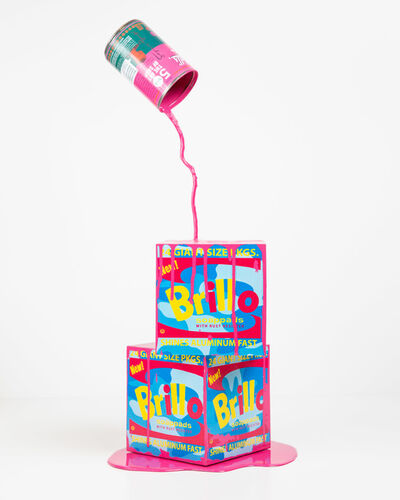 Joe Suzuki, 'Happy Accident Series - Brillo Box', 2020
