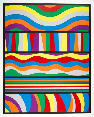 Sol LeWitt, 'Linclon Center Print', 1998