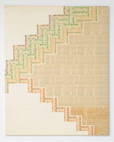 Kimiyo Mishima, 'Memory III', 1969