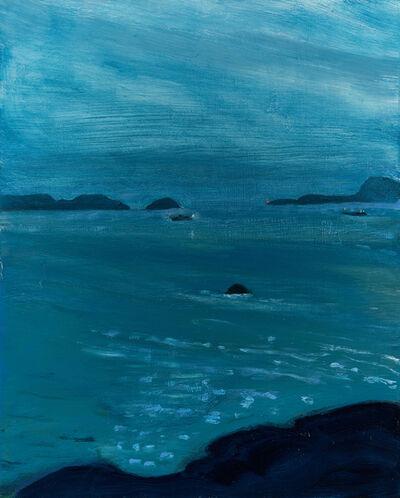 Kathryn Lynch, 'Blue Night', 2019