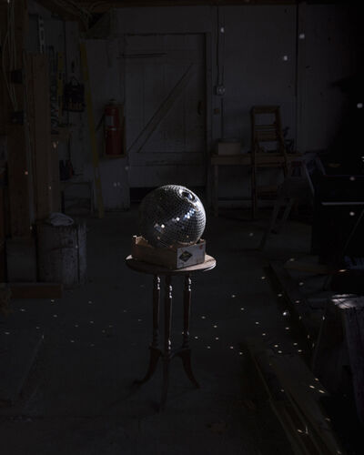 Cig Harvey, ' Disco Ball, Camden, Maine', 2018