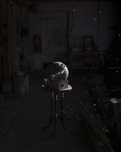 Cig Harvey, ' Disco Ball, Camden, Maine', 2018