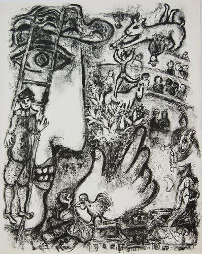 Marc Chagall, 'Le Cirque', 1967
