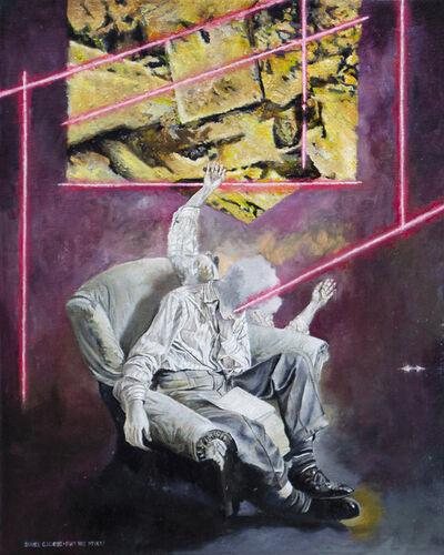 Daniel Casique, 'Carga y Plenitud', 2021