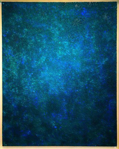 Riccardo Simonutti, 'Blue Green', 2018