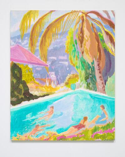 Brian Lotti, 'D.I. Wiley pool', 2020