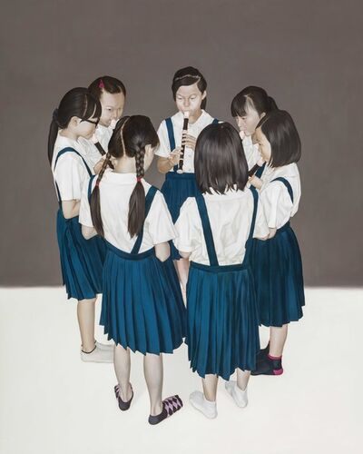 Yih-Han Wu, 'All Playing Together I', 2015