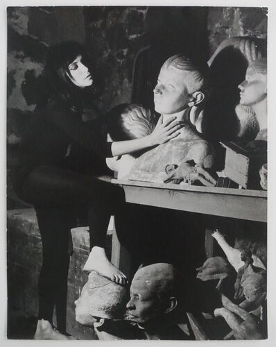 Kati Horna, 'Untitled, from the series 'Story of a Vampire. Happening in Coyoacan.'', 1962