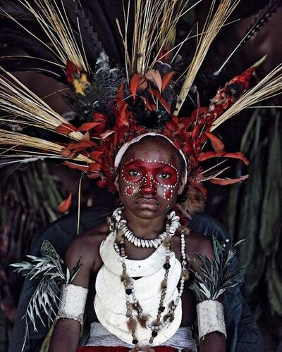 Jimmy Nelson, 'XV 81H - Goroka, Eastern Highlands - Papua New Guinea', 2010