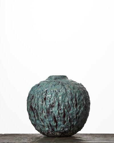 Morten Løbner Espersen, 'Turquoise Moonjar #1901', 2016