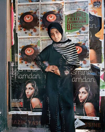 Rania Matar, 'Iman 10, Beirut', 2014