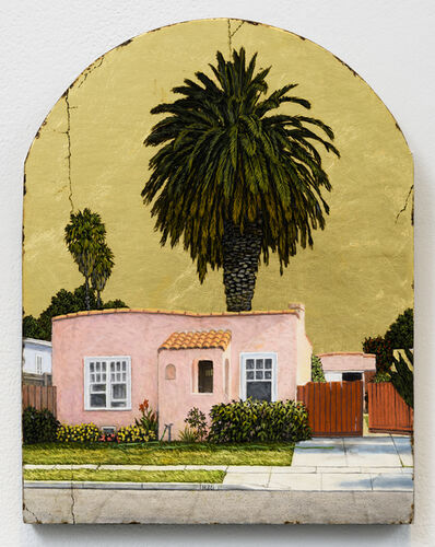 Robert Ginder, 'Pink Digs', 2017