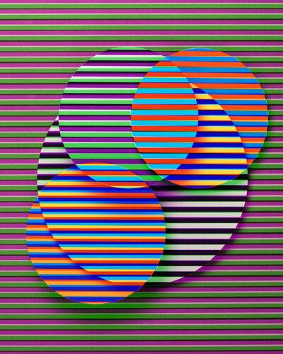 Jessica Eaton, 'Transition H34', 2016