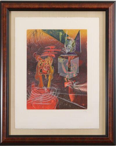 Roberto Matta, 'Une saison en enfer', 1978