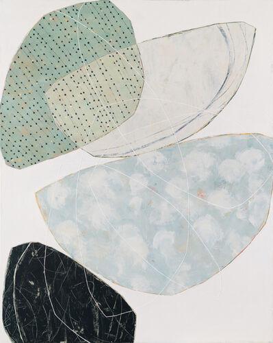 Karine Leger, 'Floating snow', 2021