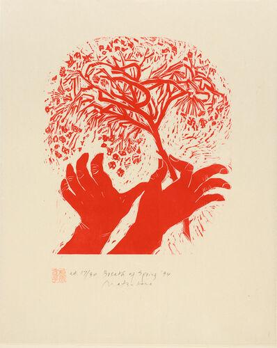 Naoko Matsubara, 'Breath of Spring', 1994