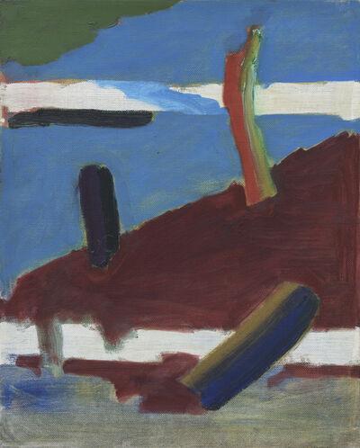 Raoul De Keyser, 'Hellepoort 8', 1985