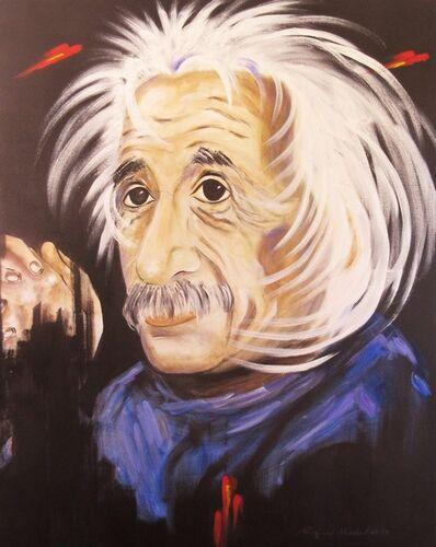 Regina Merta, 'Room-Time-Albert Einstein', 2017
