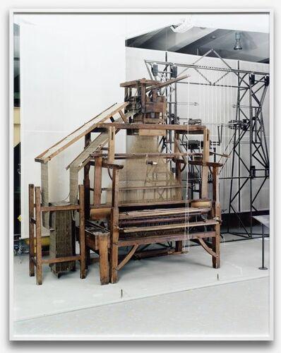 Annette Kelm, 'Jacquard Loom Deutsches Museum Munich', 2016