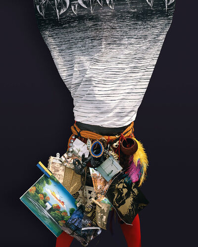 Xaviera Simmons, 'Index Three, Composition Three', 2012