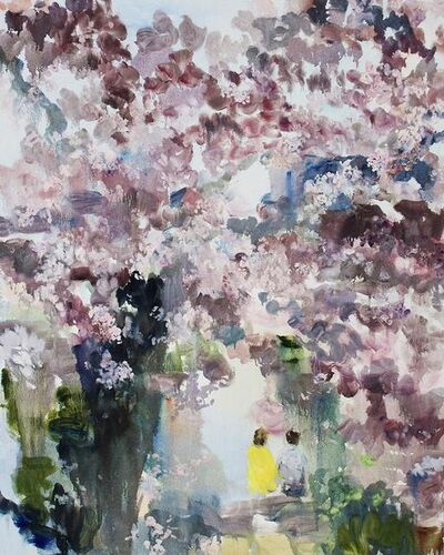 Darlene Cole, 'Entwine (love + cherry blossoms)', 2019