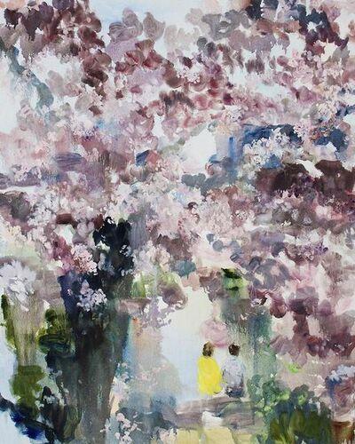 Darlene Cole, 'Entwine (love + cherry blossoms)', 2019
